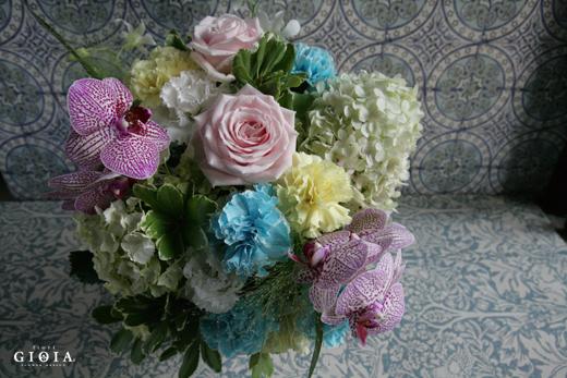 お誕生日お祝い花