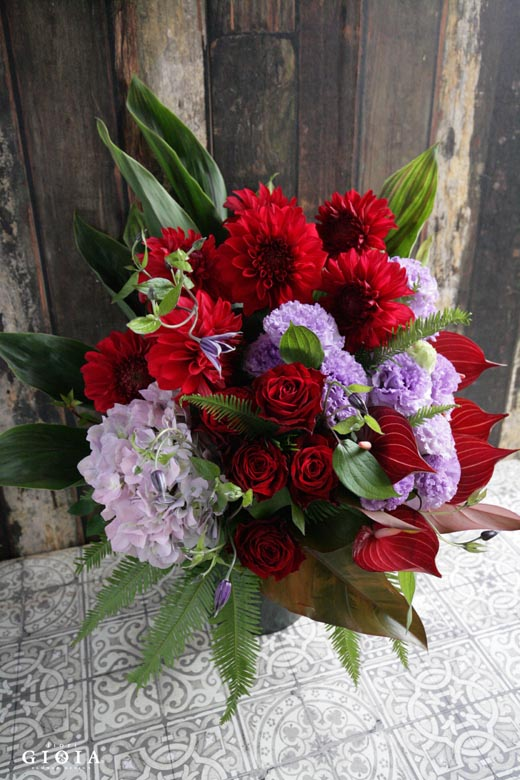 開店御祝花