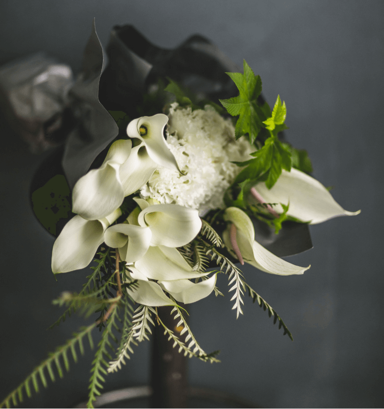 One Side Bouquet